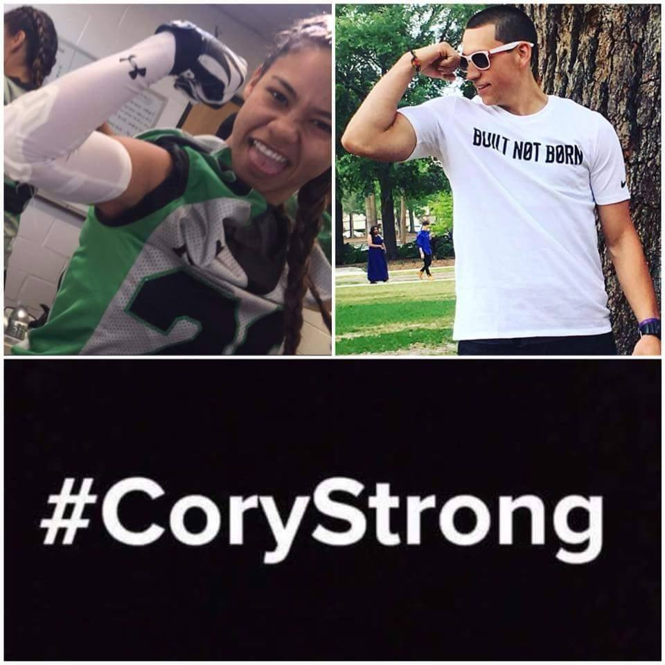 Cory Strong